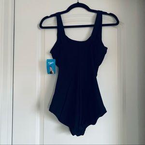 Black new speedo swimsuit